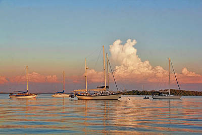 Photograph - Peaceful Surrender by HH Photography of Florida