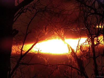 All You Need Is Love - Peeking Sunrise by Gina Welch