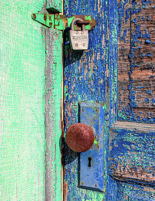 Photograph - Peeling Passage by Todd Klassy