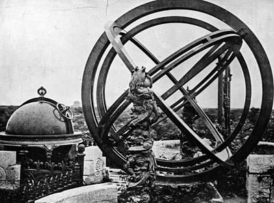 Photograph - Peking Observatory by John Thomson