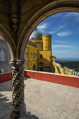 Photograph - Pena Palace by Bill Martin