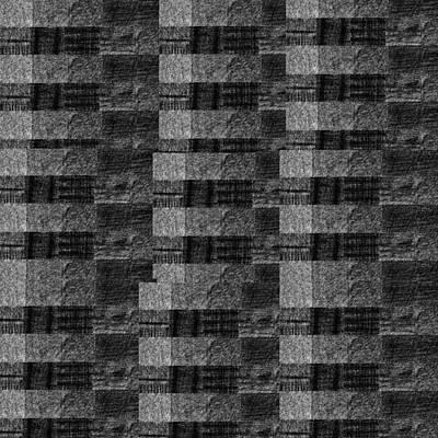 Digital Art - Pencil Scribble Texture 2 by Artist Dot