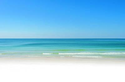 Photograph - Perfect Beach Day by Kurt Lischka