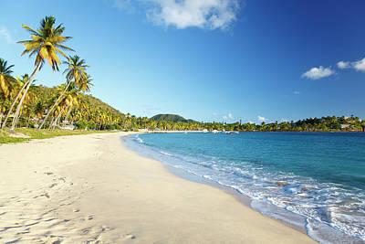 Antilles Photograph - Perfect Caribbean Beach by Michaelutech