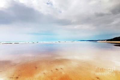 Photograph - Perran Sands by Terri Waters