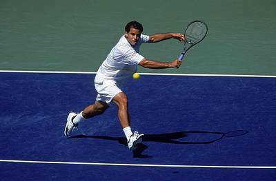 Photograph - Pete Sampras by Adam Pretty