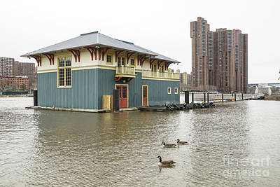 Photograph - Peter Jay Sharp Boathouse by Cole Thompson