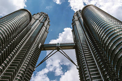 Photograph - Petronas Twins by ProPeak Photography