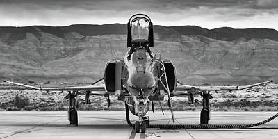 Photograph - Phantom Phinale by Jay Beckman