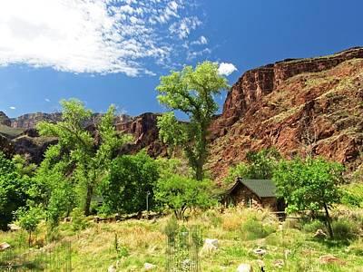Photograph - Phantom Ranch by Walt Sterneman