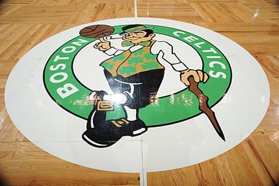 Photograph - Philadelphia 76ers V Boston Celtics by Brian Babineau