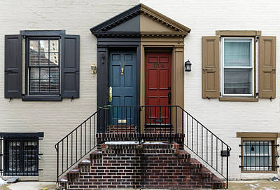 Wall Art - Photograph - Philadelphia Doors by Steven Richman