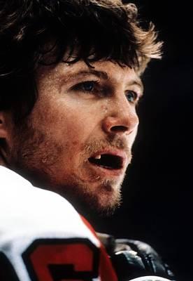 Photograph - Philadelphia Flyers by B Bennett