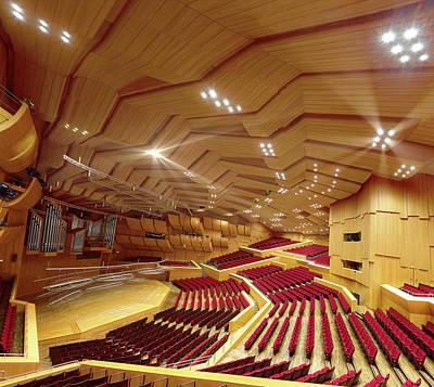 Photograph - Philharmonie Munich by Christian Beirle González