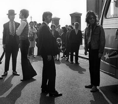 Photograph - Photo Of Beatles And Magical Mystery by David Redfern