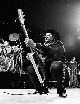 Photograph - Photo Of Bo Diddley by Ed Perlstein