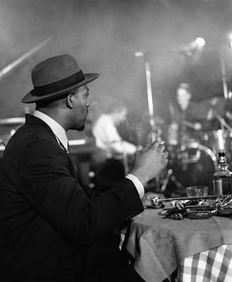 Photograph - Photo Of Jazz by David Redfern