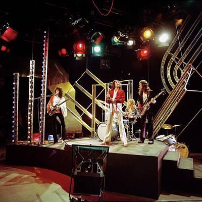 Freddie Mercury Wall Art - Photograph - Photo Of Queen by David Redfern