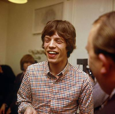 Photograph - Photo Of Rolling Stones And Mick Jagger by David Redfern