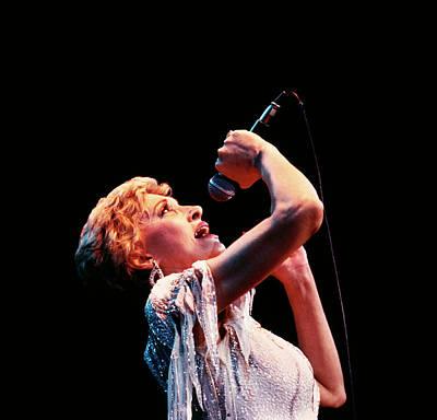 Photograph - Photo Of Tammy Wynette by David Redfern