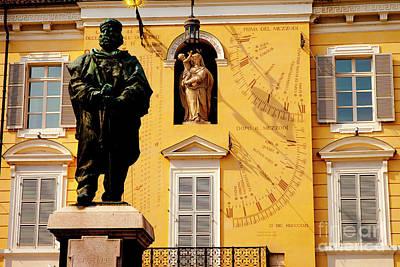 Photograph - Piazza Garibaldi by Brian Jannsen