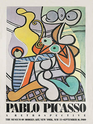 Photograph - Picasso 12 by Andrew Fare