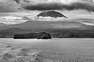 Photograph - Pico Island by Edgar Laureano