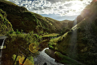 Photograph - Picture Perfect Nz by Werner Kaffl