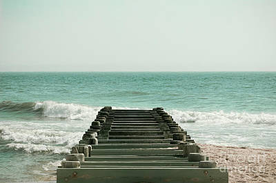 Photograph - Pier by Colleen Kammerer