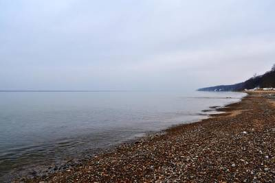 Photograph - Pier Cove With Stoney Beach 1.0 by Michelle Calkins