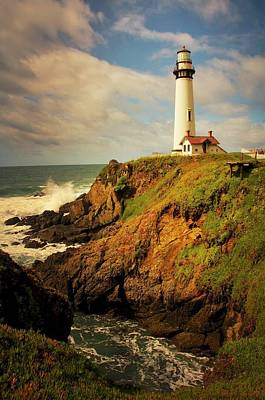 Photograph - Pigeon Point Light Station, California by Flying Z Photography by Zayne Diamond