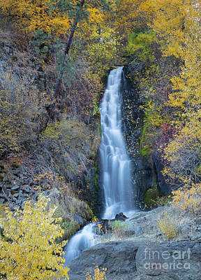 Photograph - Pinehurst Falls by Idaho Scenic Images Linda Lantzy