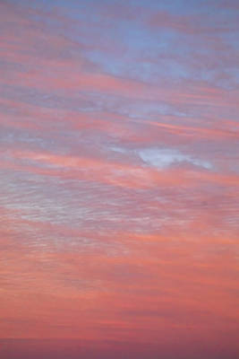 Photograph - Pink In The Sky by Uncle Arny