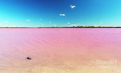School Teaching - Pink Lake Australia by THP Creative