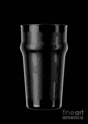 Beer Royalty-Free and Rights-Managed Images - Pint Beer Pint by Allan Swart