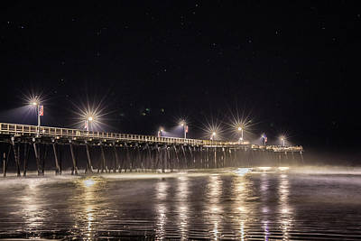 Photograph - Pismo Beach In Evening  by John McGraw
