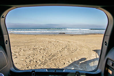 Photograph - Pismo Beach Out The Back Gate  by John McGraw