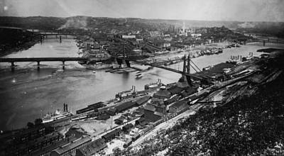 Pittsburgh, Pennsylvania Art Print by Fotosearch