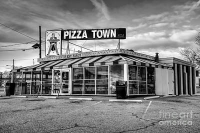 Photograph - Pizza Town Usa by Anthony Sacco