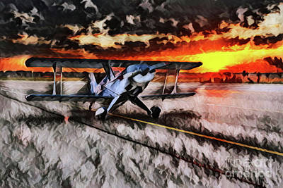 Photograph - Plane A180005 by Ray Shrewsberry