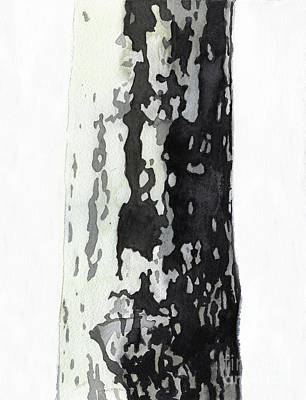 Painting - Plane Tree by Graham Dean