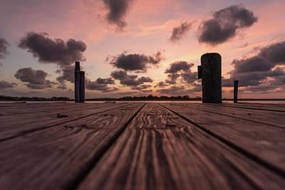 Photograph - Planks by Kristopher Schoenleber