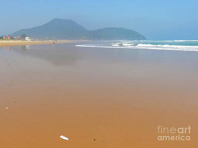 Photograph - Playa De La Berria Beach by Phil Banks
