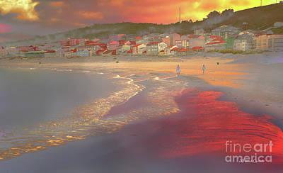 Photograph - Playa De Tarde by Alfonso Garcia
