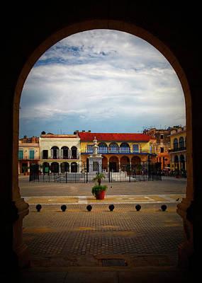 Photograph - Plaza De Armas  by Levin Rodriguez