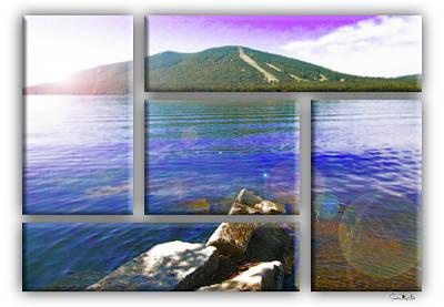 Digital Art - Pleasant Memory by Sandra Day