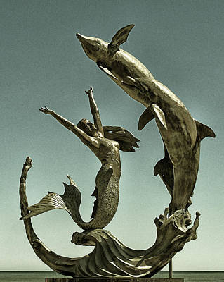Photograph - Plyler Park Goddess Of The Sea by Bill Swartwout Photography