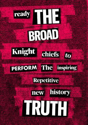 Mixed Media - Poem Poster 10b by Artist Dot