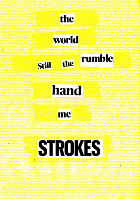 Mixed Media - Poem Poster 22a by Artist Dot