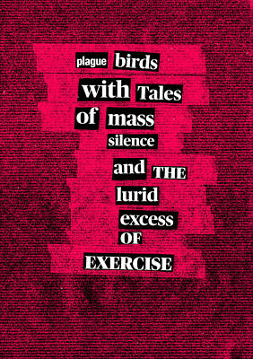 Mixed Media - Poem Poster 23b by Artist Dot